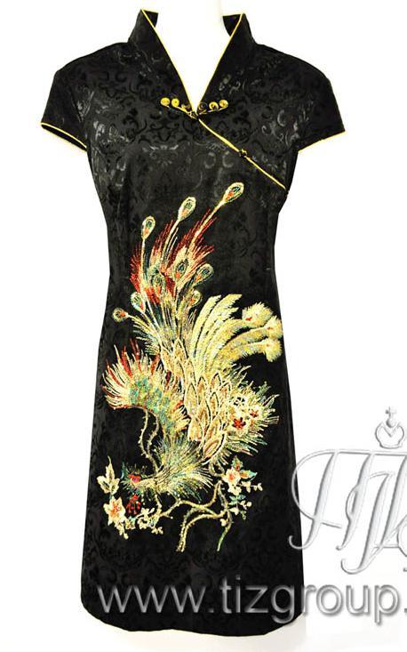 Китайское Платье Купить