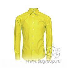 Желтая рубашка стиляги