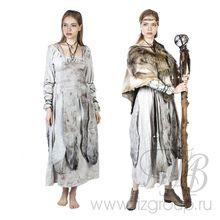 Средневековый костюм Викинга (Ведьмы)