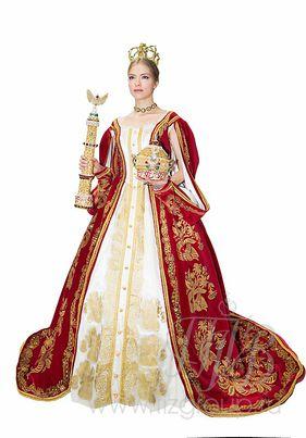 Платье императрицы Екатерины
