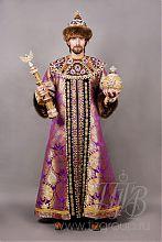 Мужской Русский костюм Царь