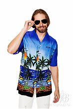 Рубашка гавайская