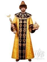 Русский костюм Царь