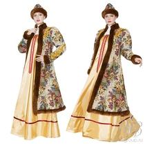 Русский народный, костюм Княгиня