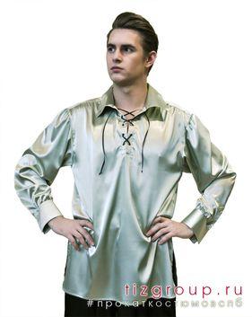 средневековая рубашка принца поэта романтическая рубашка аристократа