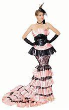 Платье в стиле Арт-нуво и Стимпанк