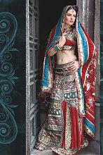 Индийский женский костюм. Сари