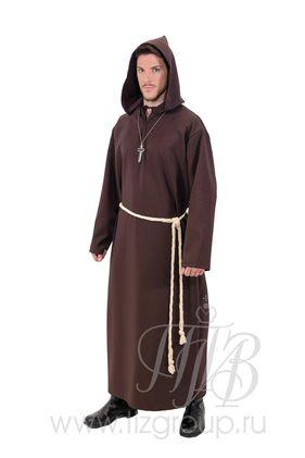 Костюм монаха на Хэллоуин