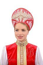Кокошник русский