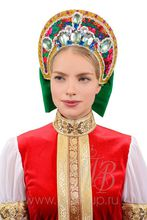 Кокошник русской царевны