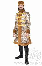 Мужской Русский боярский костюм