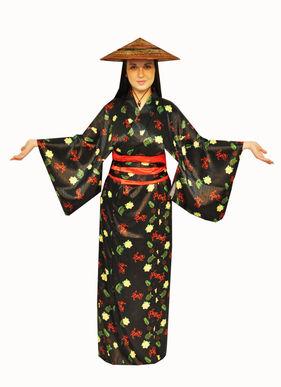 Как своими руками сделать японский костюм 52
