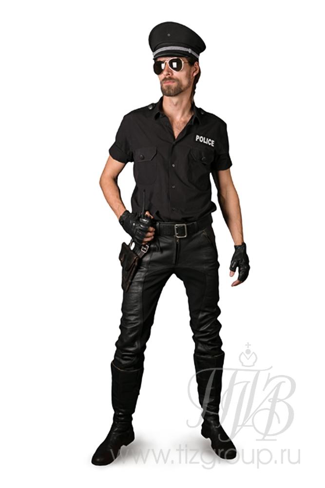 Сексуальный мужской костюм полицейского
