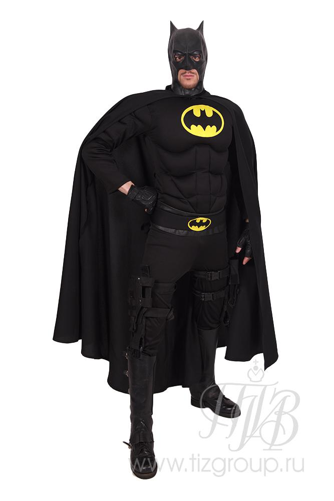 Купить костюм бэтмена