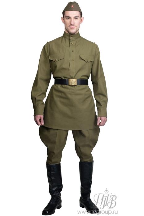Военная форма солдата СССР - купить за 9170 руб: недорогие мужские костюмы в СПб