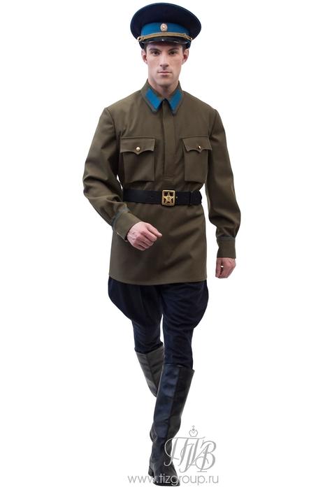 Военный костюм НКВД образца 1942 года - купить за 16850 руб: недорогие мужские костюмы в СПб