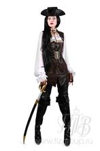 Элизабет Суонн. Пиратка на Хэллоуин.