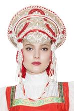 Кокошник русский народный головной убор