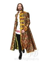 Национальный мужской костюм кафтан длинный