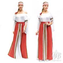 Платье русской крестьянки