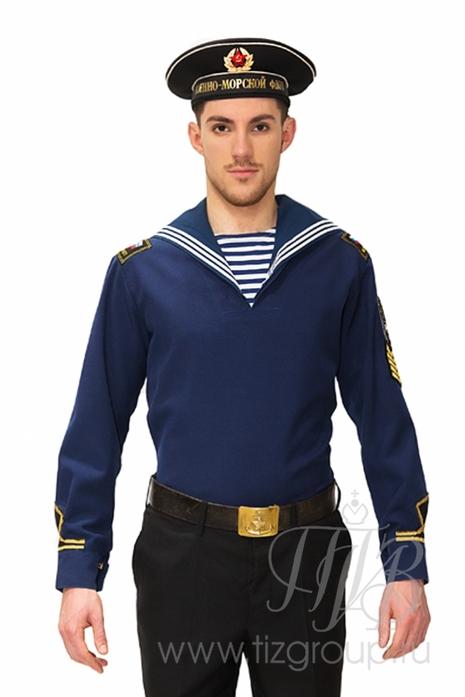 Новая морская форма одежды фото