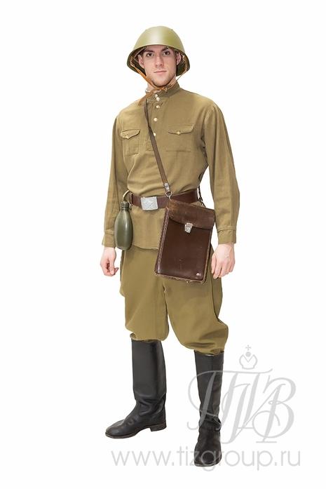 Армейская форма времен ВОВ - купить недорого мужские костюмы в СПб
