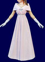 Платье бальное пушкинский бал