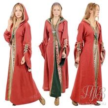 Платье средние века, жрица Мелисандра (киногерои сериал Игра Престолов)
