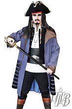 Костюм пирата Джек Воробей