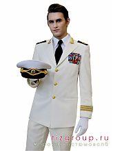 Военный костюм капитана СССР