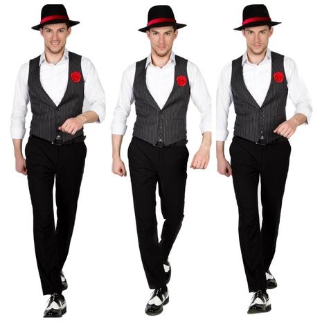 гангстерский стиль одежды для мужчин фото