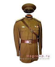Офицерская формаВОВ РККА 1941 год
