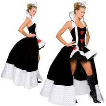 Платье Дама Червей (сказка Алиса в стране чудес)