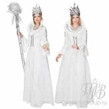 Платье Снежная королева