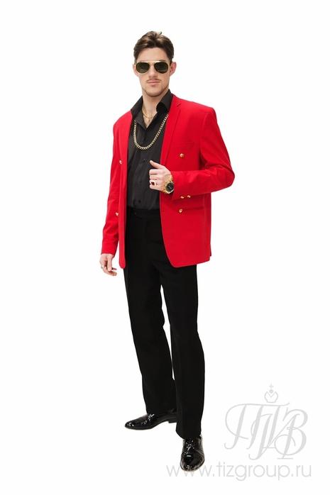 Костюм малиновый пиджак 90-х - купить за 9500 руб: недорогие мужские костюмы в СПб