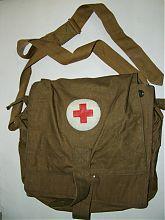 Военная сумка медсестры ВОВ