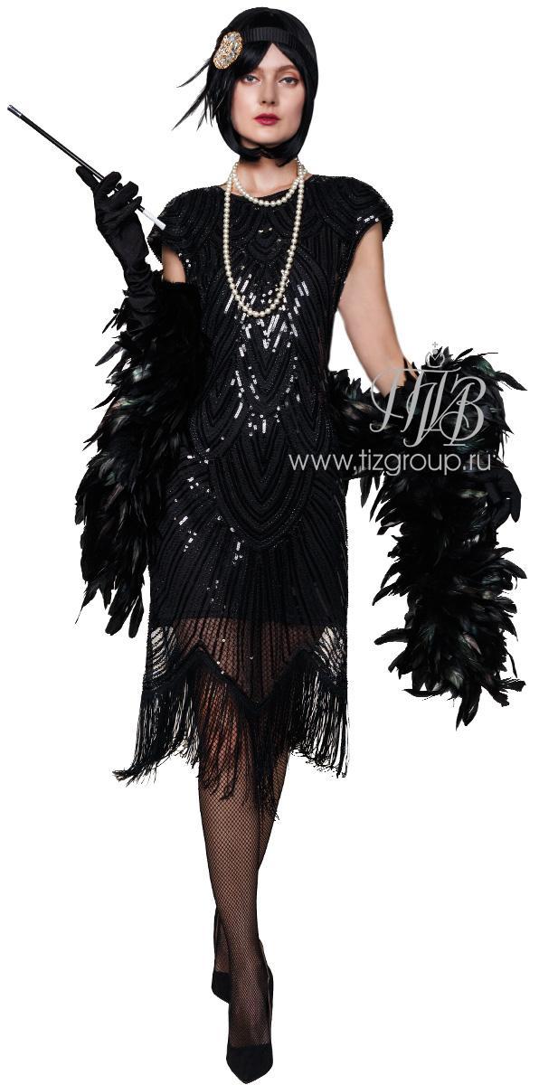 платье в стиле гэтсби купить